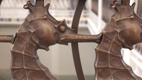 Seahorse Railing